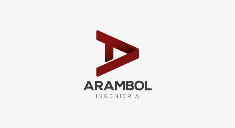 Branding para Ingeniería Arambol 1