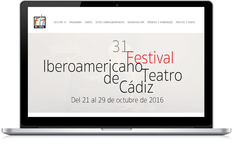 FIT. Festival Iberoamericano de Teatro de Cádiz 4