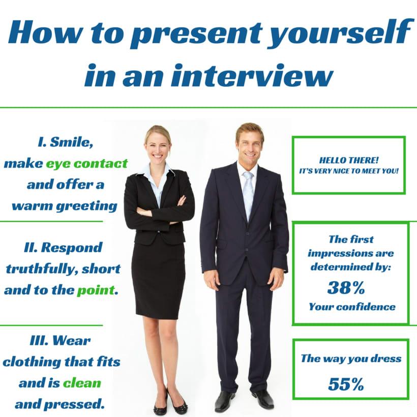 Como presentarse en una entrevista -1