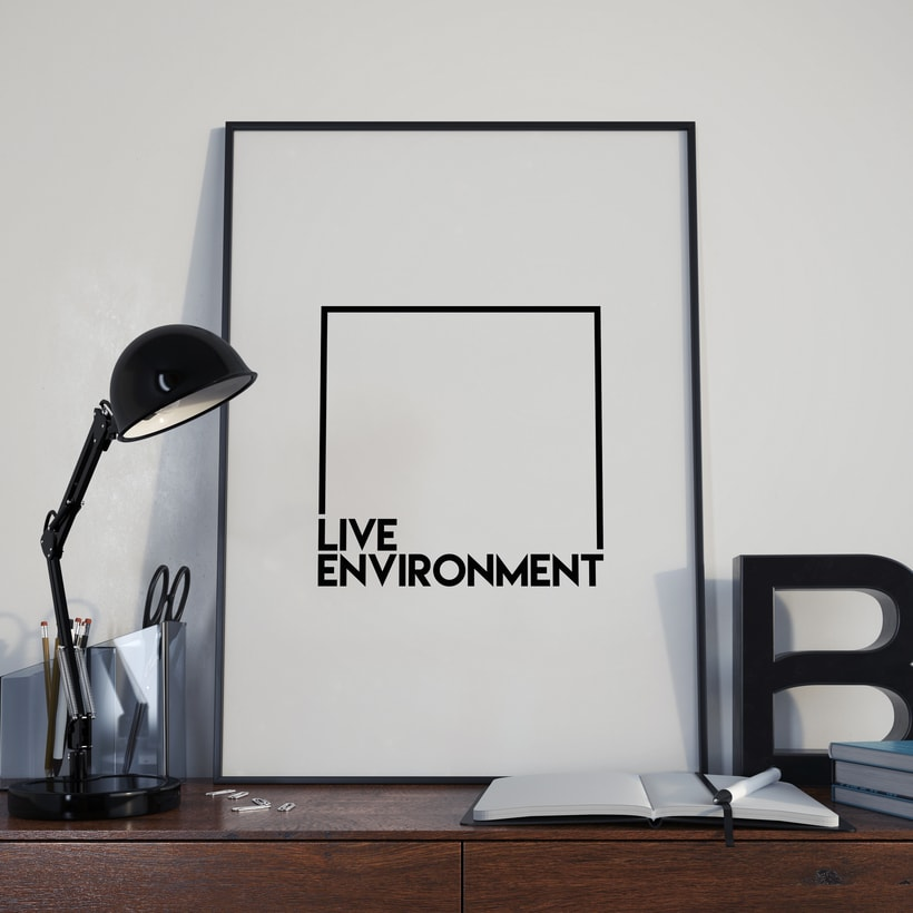 Live Environment (Diseño de interiores) -1