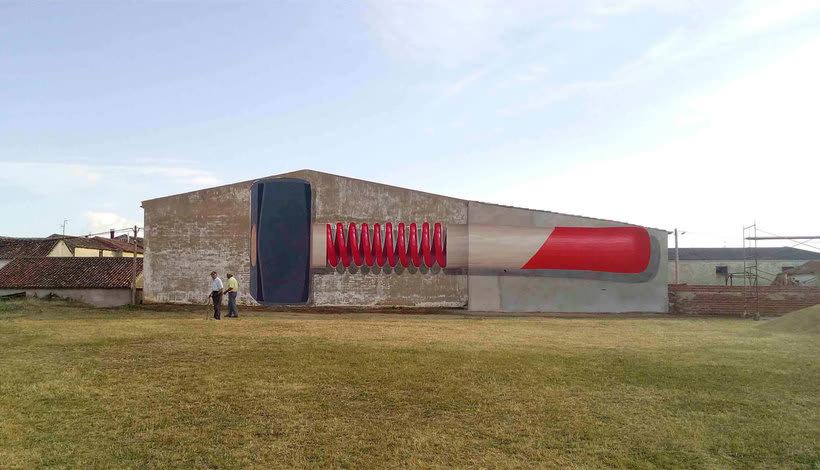 Ampparito: arte urbano rural 2