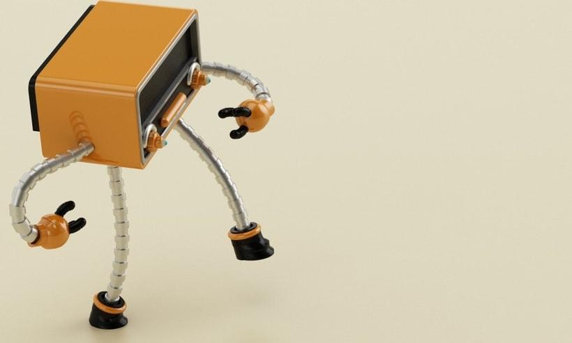 Diseño de personajes y Animación 3D 4