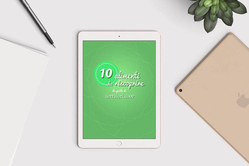 Catálogo interactivo: 10 Alimenti da riscoprire 0