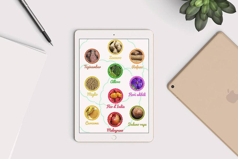 Catálogo interactivo: 10 Alimenti da riscoprire 1
