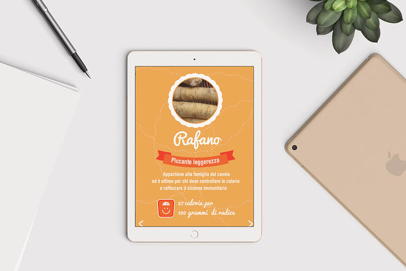 Catálogo interactivo: 10 Alimenti da riscoprire 2
