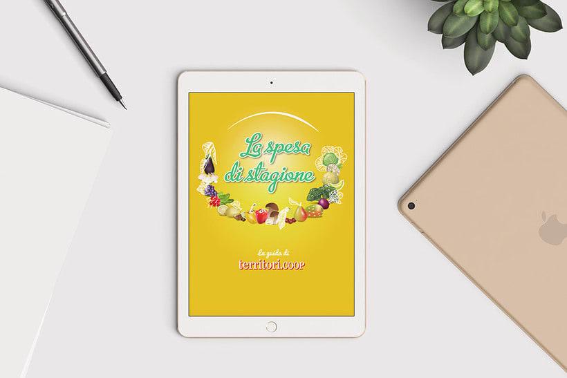 Catálogo interactivo: La spesa di stagione -1