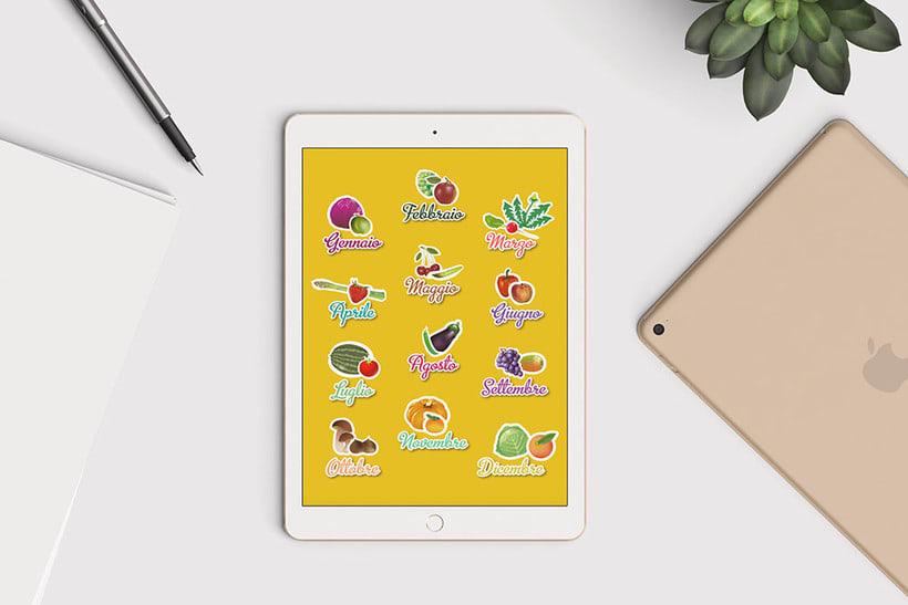 Catálogo interactivo: La spesa di stagione 0