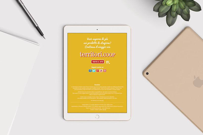 Catálogo interactivo: La spesa di stagione 6