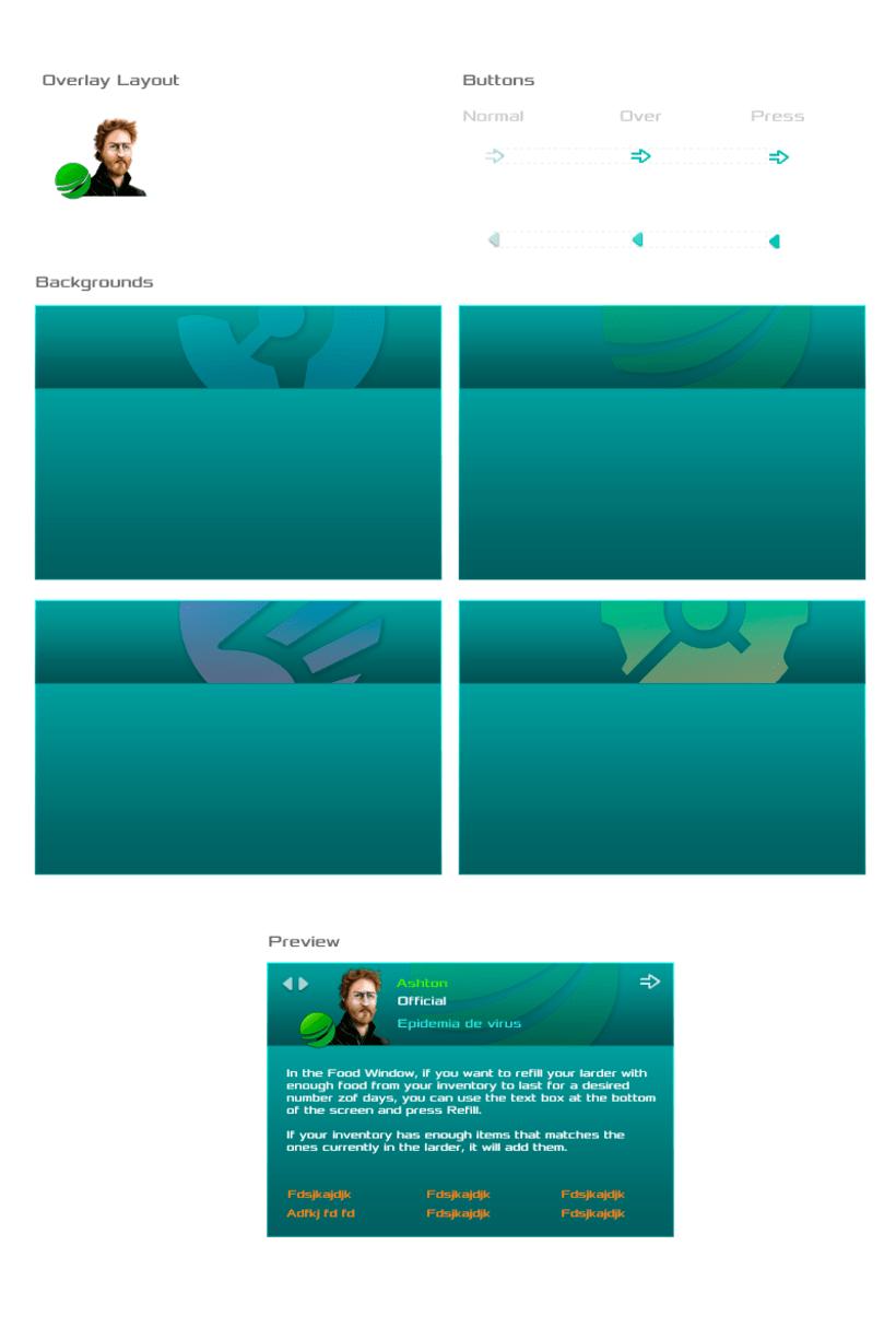 Interfaz de usuario | Videojuego 1