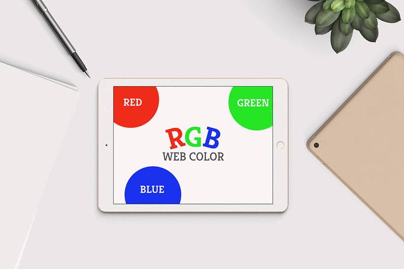 E-book interactivo: Colors, web and print 1