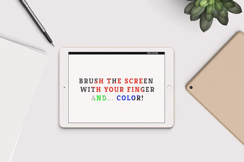E-book interactivo: Colors, web and print 2