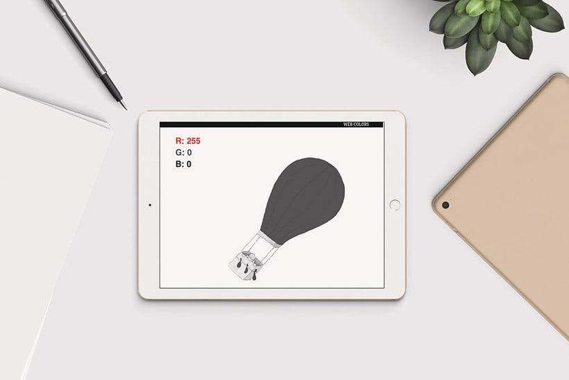 E-book interactivo: Colors, web and print 3