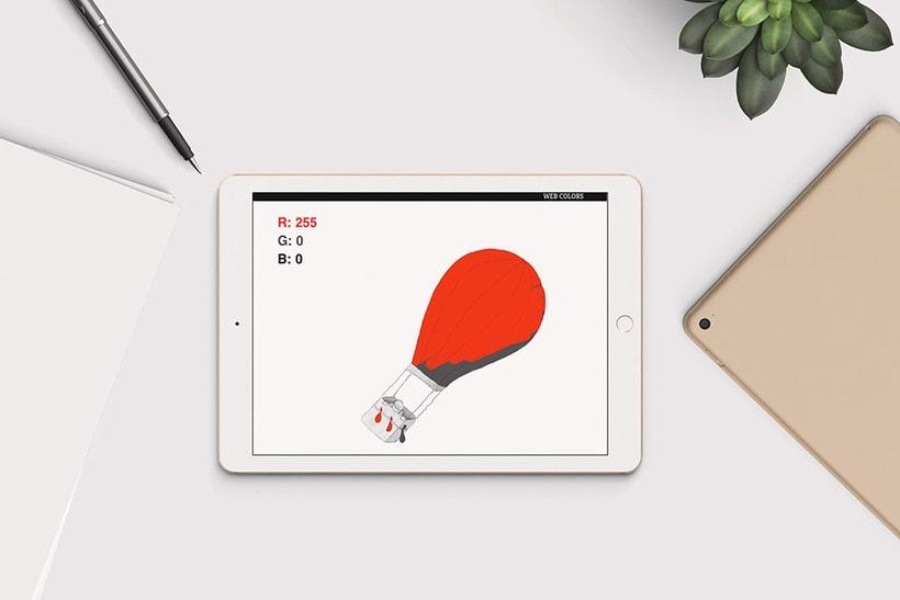 E-book interactivo: Colors, web and print 4
