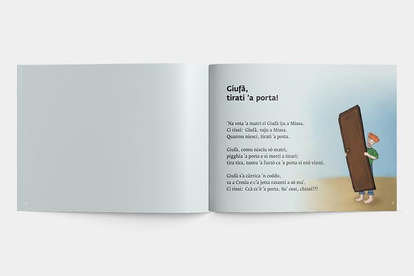 Libro: storie scombinate per Matteo 3