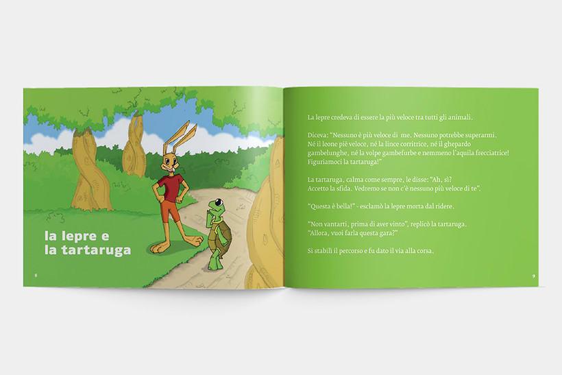 Libro: storie scombinate per Matteo 4