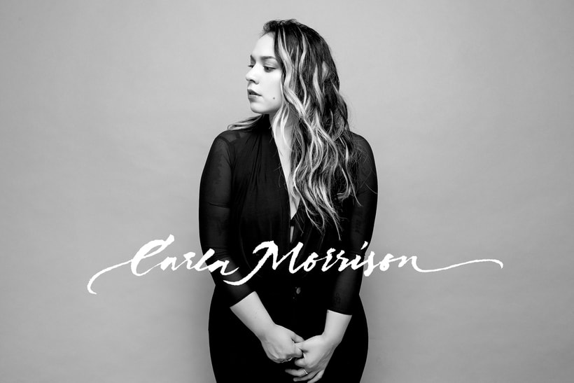 Lettering para Carla Morrison Dx -1