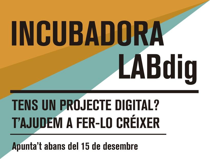INCUBADORA LABdig - programa gratuito para jóvenes con ideas 0