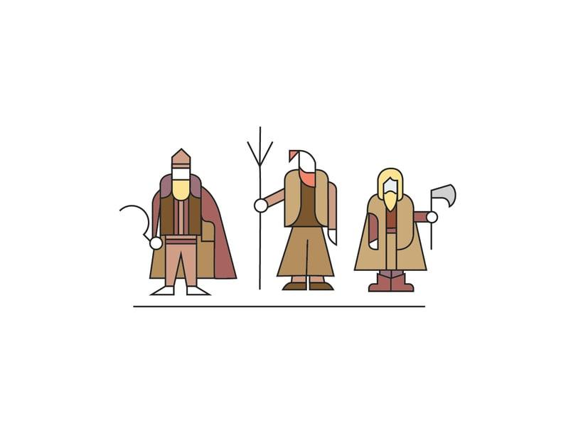 Ilustraciones Para Baskavígin 15
