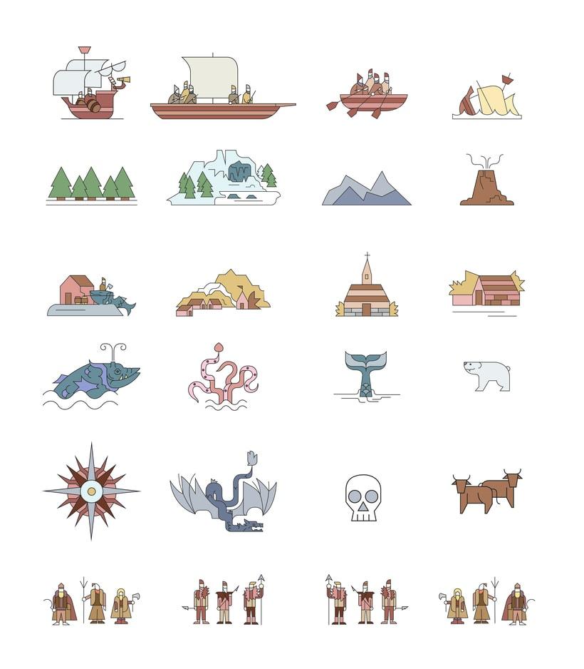 Ilustraciones Para Baskavígin 30