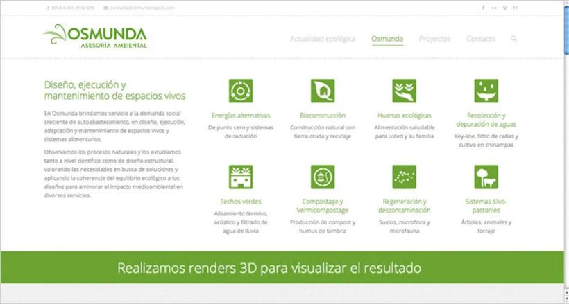 Web Asesoría Ambiental 3
