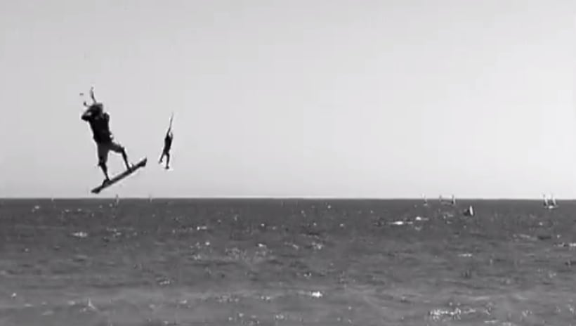 Kite Surf PKRA Tarifa 2007 :: Intro y clips 2