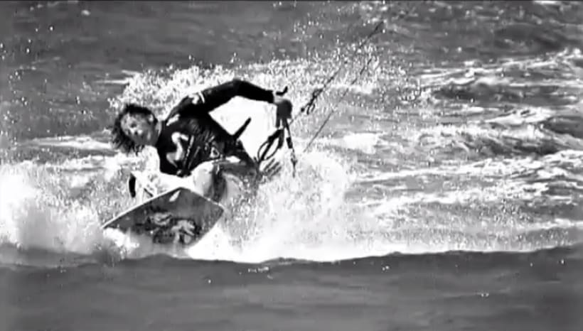Kite Surf PKRA Tarifa 2007 :: Intro y clips 3