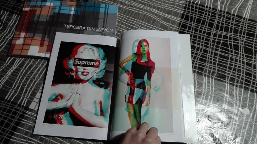 tercera dimension libro 6