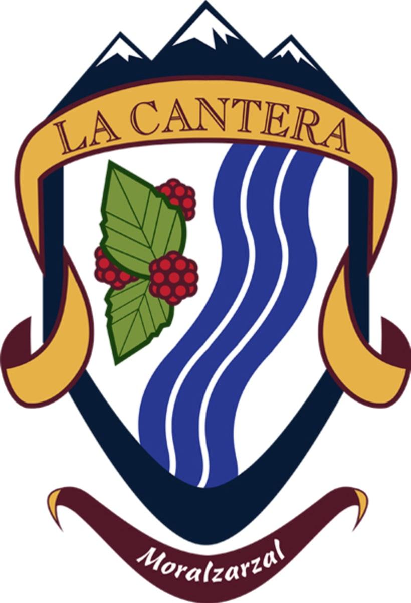 Logotipo Club Dpt. La Cantera 1
