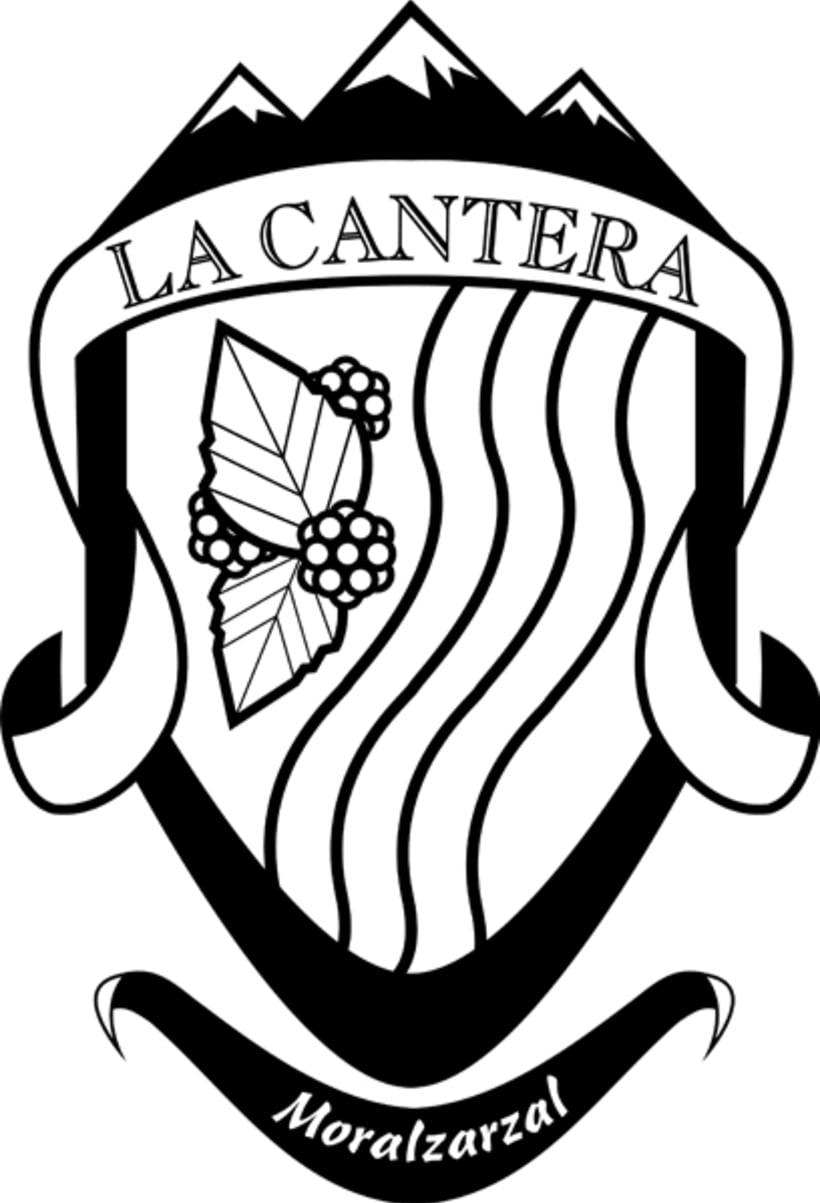 Logotipo Club Dpt. La Cantera 3