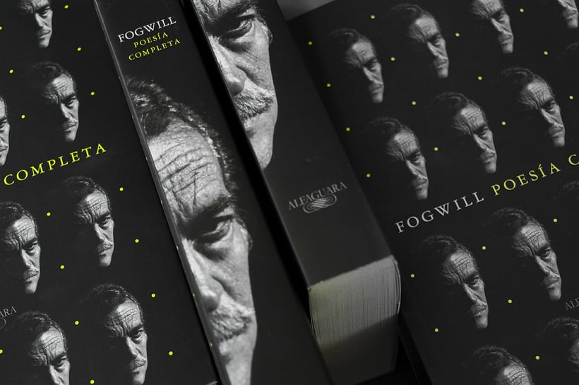 Fogwill Poesía completa (Alfaguara 2016) 0
