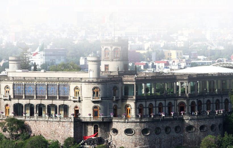 Castillo de Chapultepec 0