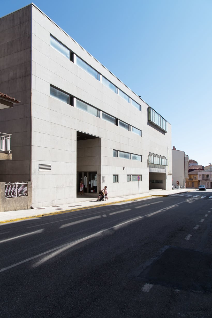 AUDITORIO MUNICIPAL DE CANGAS | CANGAS DEL MORRAZO (ES) 8