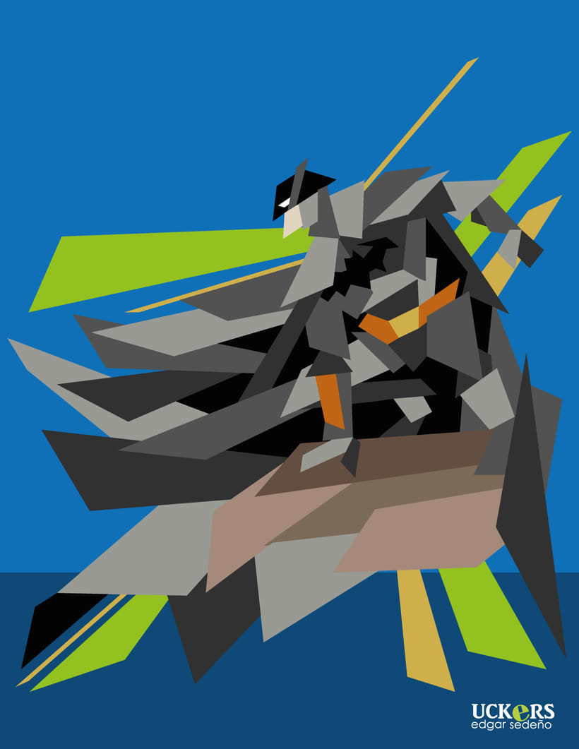 Batman Geometric 0