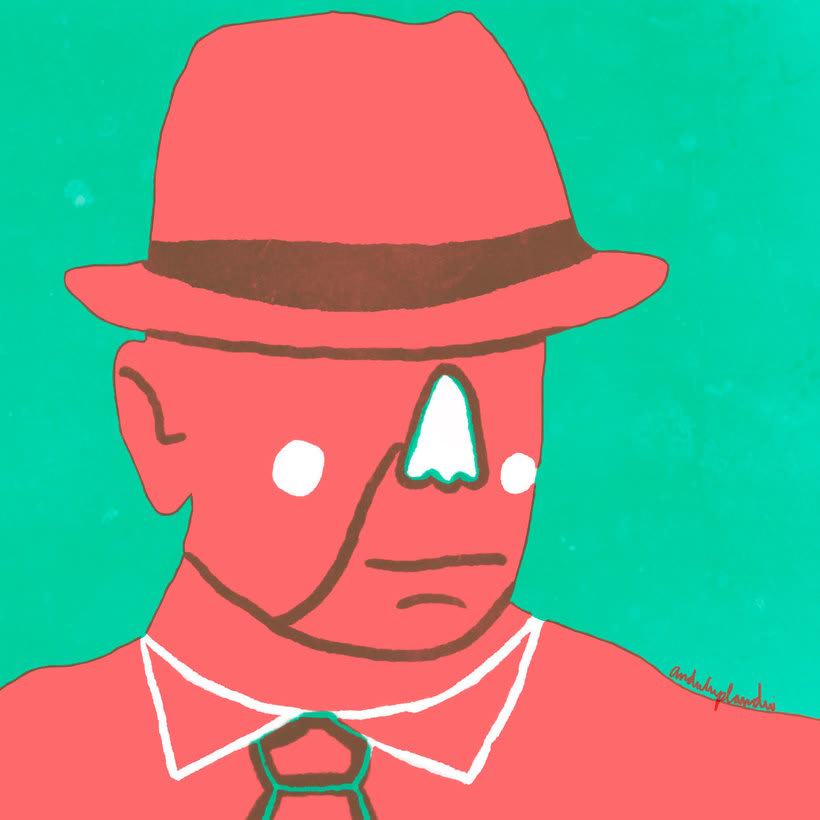 10 artistas ilustran a Leonard Cohen  18