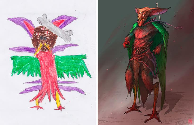 The Monster Project: sembrando la creatividad del futuro 6