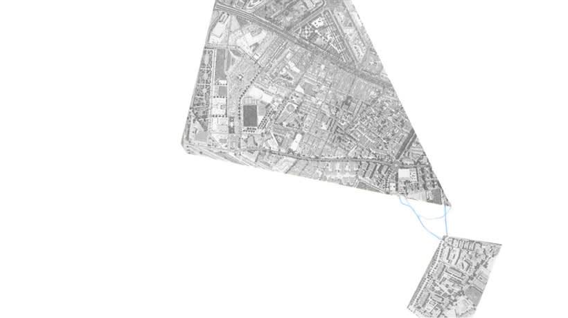 El Atajo Urbano como leve triunfo estético en la Ciudad Nómada 9