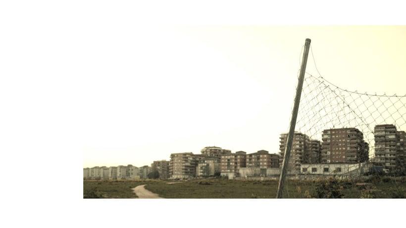 El Atajo Urbano como leve triunfo estético en la Ciudad Nómada 16