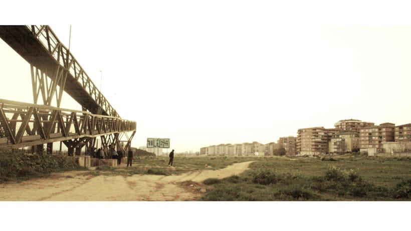 El Atajo Urbano como leve triunfo estético en la Ciudad Nómada 17
