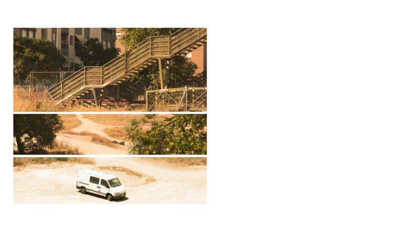El Atajo Urbano como leve triunfo estético en la Ciudad Nómada 25