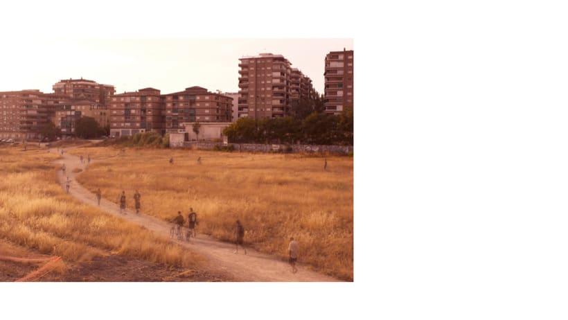 El Atajo Urbano como leve triunfo estético en la Ciudad Nómada 32