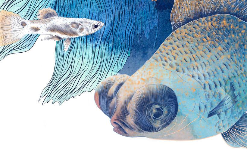 Blue Fish 0