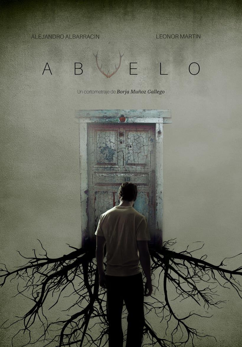 Film Poster : ABUELO -1