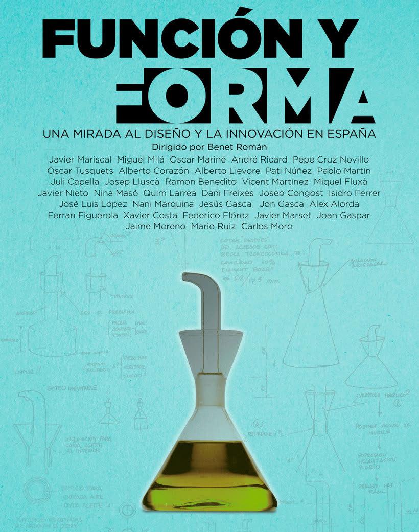 Función y Forma. Una mirada al diseño y la innovación en España 1