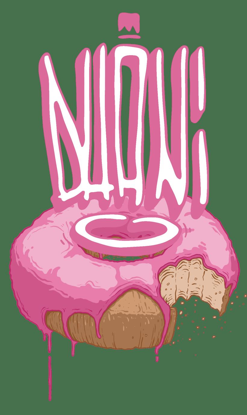 Donut: cabecera para web 0