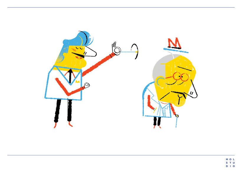 Ilustración y animación se dan la mano con Molstudio 8