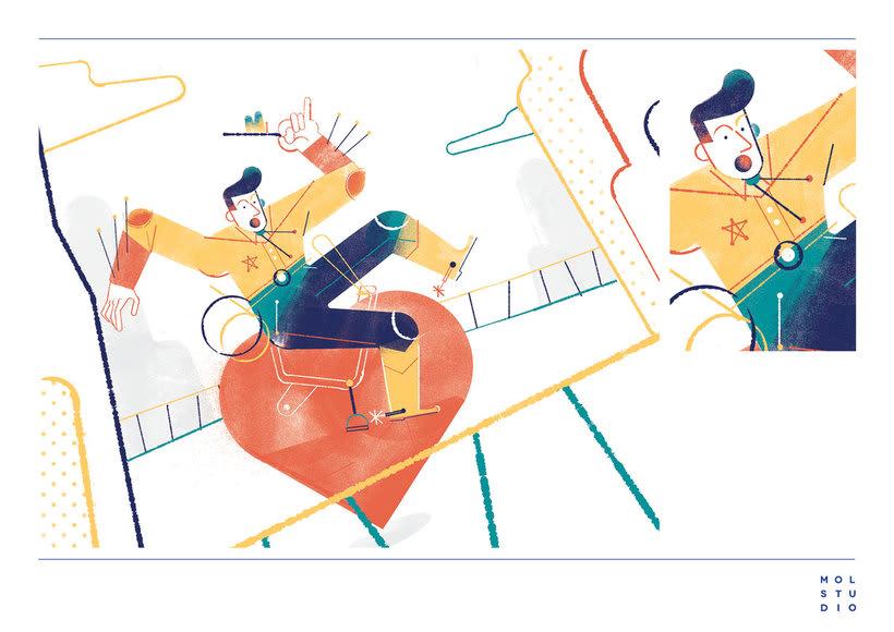 Ilustración y animación se dan la mano con Molstudio 11