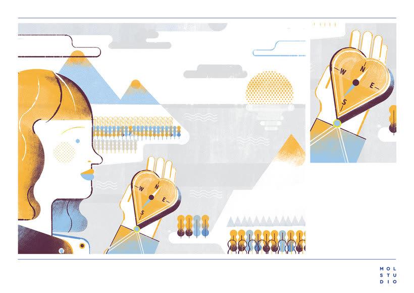 Ilustración y animación se dan la mano con Molstudio 13