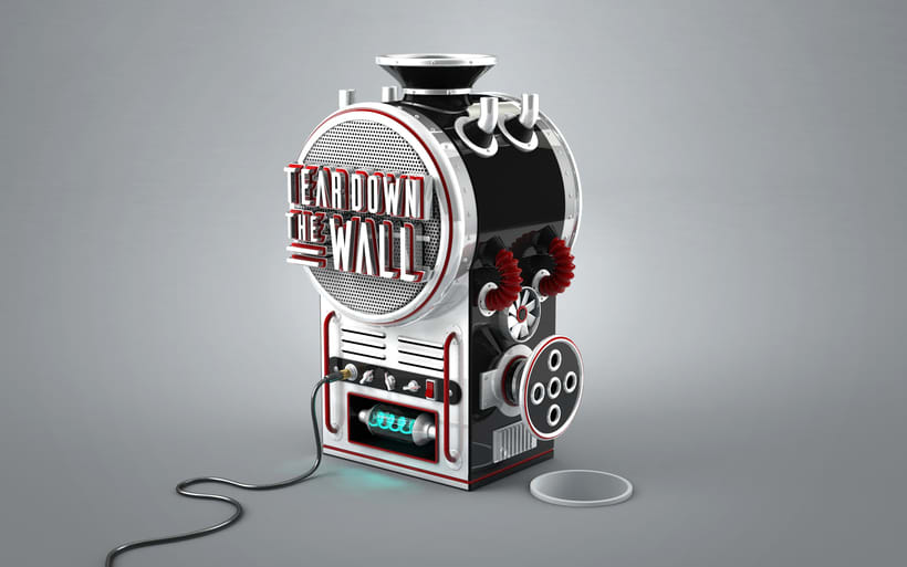Tear Down The Wall | 3D Tribute 0