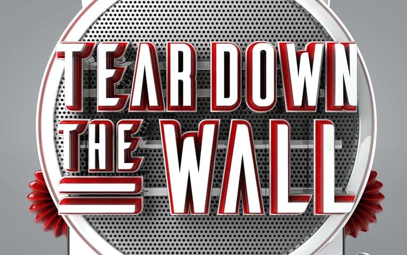 Tear Down The Wall | 3D Tribute 1