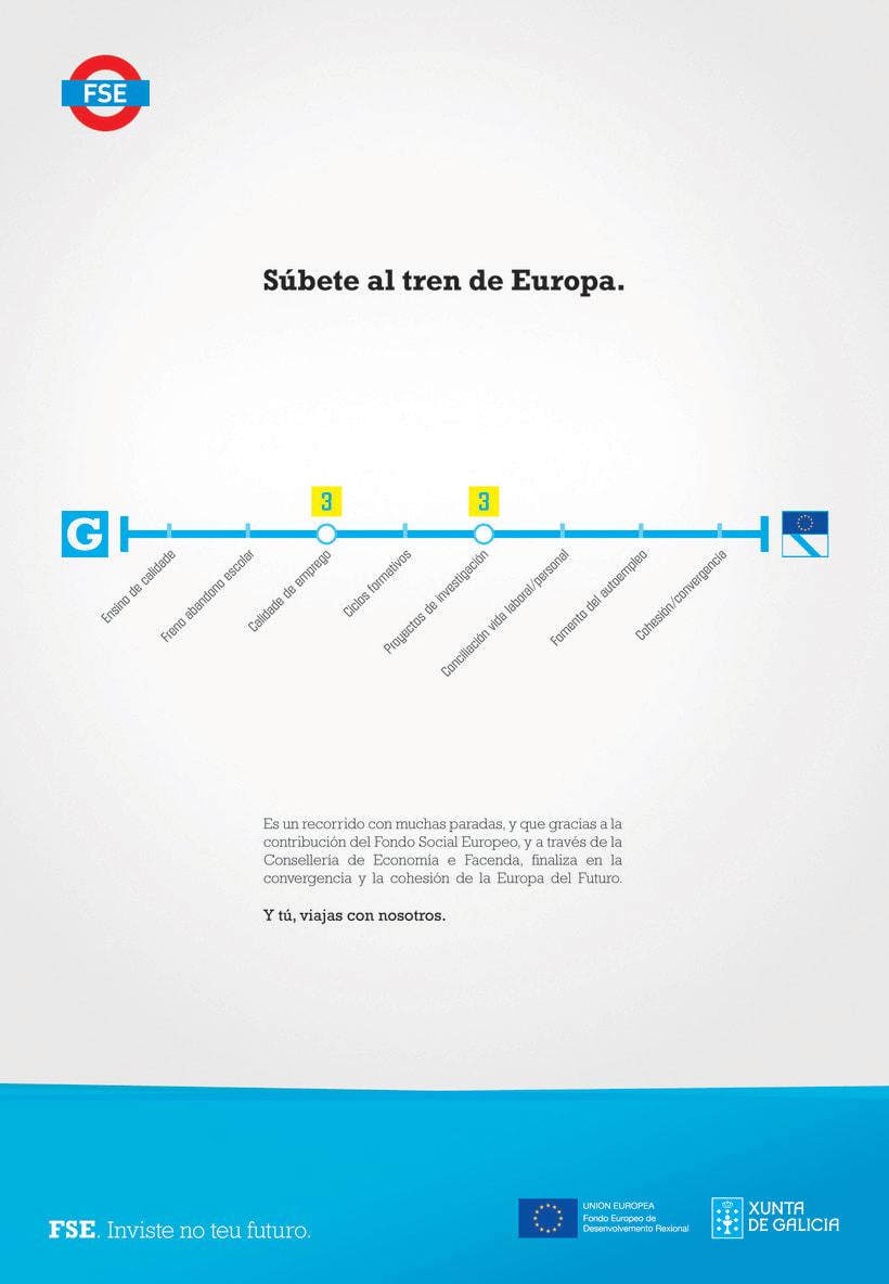 Súbete al tren de Europa. 0